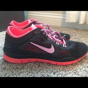 Nike Free Runs 5.0 Women's Size 7
